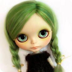 Ever ❤ | Angel~Lily Custom Blythe Doll https://www.facebook.com/angellily.customblythes