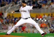 Anibal Sanchez, baseball, Miami Marlins