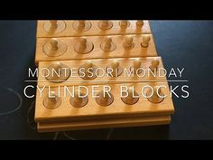 Montessori Visual Activities : Red Rod Montessori Materials - YouTube