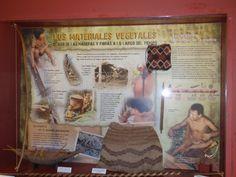 Los materiales vegetales