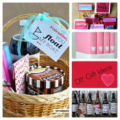 "DIY valentines day gift ideas www.LiquorList.com ""The Marketplace for Adults with Taste!"" @LiquorListcom   #LiquorList"