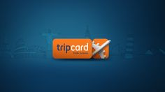 "Check out this @Behance project: ""TripCard - Trade Turismo"" https://www.behance.net/gallery/36241779/TripCard-Trade-Turismo"