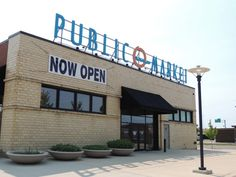 RiverLoop Public Market Co-op / Waterloo, Iowa