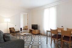 Beautifully restored Modernista building with all modern comforts.