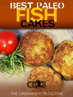 Paleo Dinner Recipes: Best Paleo Fish Cakes - http://cavemandietblog.com/paleo-dinner-recipes-best-paleo-fish-cakes/ #HealthyDinner, #HealthyRecipes, #Paleo, #PaleoDiet, #PaleoDinner, #PaleoDinnerRecipe, #PaleoDinnerRecipes