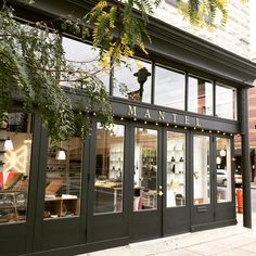 Wemake - the study, portland graphic design Shop House Plans, Shop Plans, Shop Interior Design, Exterior Design, Paris France, Patio Brasil, Shabby, Shop Organization, Snacks For Work