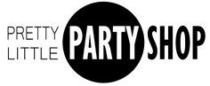 Pretty Little Party Shop - Stylish Party & Wedding Decorations and Tableware