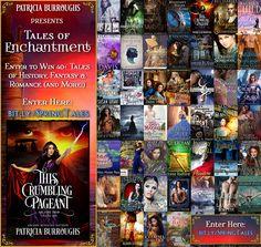 Win 40+ Historical Fantasy Romances PLUS a Kindle Fire!