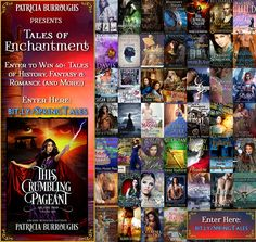 #Win 40+ Historical Fantasy Romances PLUS a Kindle Fire! http://furytriad.com/giveaways/tales-of-enchantment/?lucky=2491 via @planetpooks