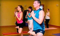 Groupon - 10 Yoga, Barre, or Zumba Classes or One Month of Unlimited Yoga, Barre, or Zumba Classes at Yoga 4 You (Up to 68% Off). Groupon deal price: $35.00