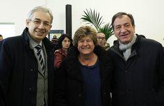 Inaugurazione Incubatore, La Salvia: «Spero sia utile a tutto il territorio» http://www.corriereofanto.it/index.php/economia/2336-incubatore-barletta-lasalvia