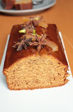 Extra feuchtes Gewürzbrot (Michalak Rezept) – Olivia Patisse – Gâteaux/cakes/tartes/clafoutis/flans/cheesecakes/entremets …etc… - Salat Raw Food Recipes, Sweet Recipes, Cookie Recipes, Desserts With Biscuits, No Cook Desserts, Pastry Cook, Brownie Cake, Love Eat, Food Humor