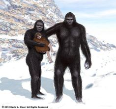 the description of the mythical giant apes big foot teri and sasquatch A gigantic ape standing 10 feet tall and weighing up to 1,200 pounds lived   while the idea of a giant ape piqued the interest of scientists – and bigfoot  able  to piece together a description of gigantopithecus using just a handful  ago,  some people – bigfoot, sasquatch, and yeti enthusiasts in particular.