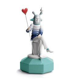 Lladro porcelain, The lover I (Jaime Hayon).