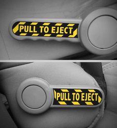 Jeep Decals Stickers Set Wrangler JK Pull to Eject Diecut Premium Grade | eBay