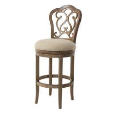 Pastel Furniture Fontana Swivel Bar Stool with Cushion Chair, Bar Seating, Ornate Chairs, Furniture, Pastel Furniture, Swivel Bar Stools, Swivel Seating, Home Bar Furniture, Stool