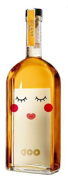 Design packaging illustration bottle labels 20 ideas for 2019 Beverage Packaging, Bottle Packaging, Pretty Packaging, Bottle Labels, Brand Packaging, Packaging Design, Tequila, Vodka, Whisky