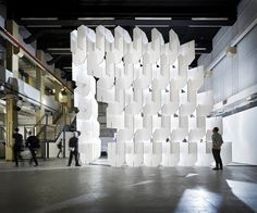 Populous Creates Eames-Inspired Installation for World Architecture Festival London