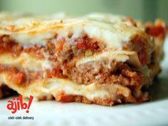lasagna ajib!