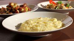 Bruk jordskokker sammen med poteter og lag en potetpuré med litt ekstra smak.