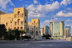 Baku by today.az
