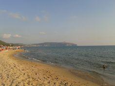 Spiaggia di Caprioli e Capo Palinuro