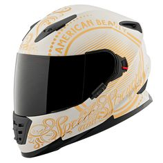 American Beauty™ SS1600 Women's Motorcycle Helmet from Speed and Strength®.