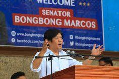 Sen. Bongbong Marcos