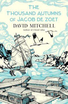 David Mitchell's Unusual Adventure Into History