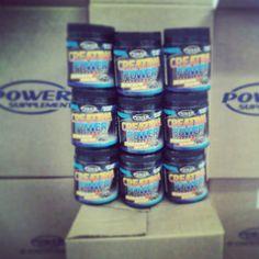 Creatina Power Supplements