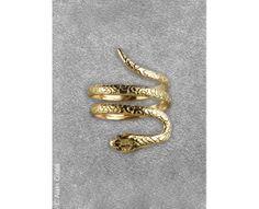 Bague Serpent, Aurélie Biderman