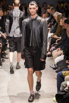 Comme des Garçons Spring 2014 Menswear - Collection - Gallery - Style.com