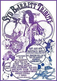 Syd Barrett | Art | Le Site Officiel