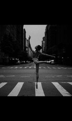 ballet, dance, and moderndance image