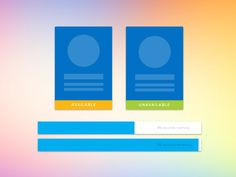 Intel UI Apps and Status Bars  by Diane Lindquist