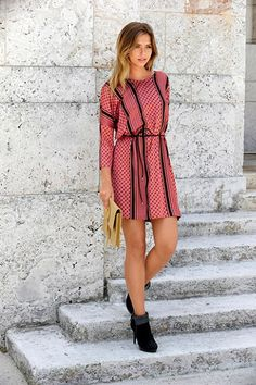 Tom Tailor Šaty Feminine Style, Toms, Contemporary, Shopping, Dresses, Fashion, Vestidos, Moda, Fashion Styles
