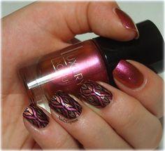 fall manicure (Collaboration post with Tatjana: Taya-My Little Beauty World)