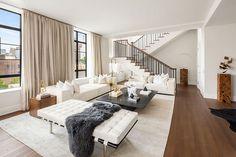 Роскошные апартаменты в Нью-Йорке | Пуфик - блог о дизайне интерьера