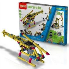 Toys that teach your kids the importance of green energy