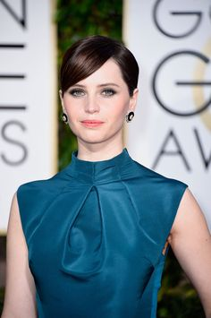 3. Nutty Brown Dyes - The 8 Best Hair Trends from the Golden Globes via Brit + Co.