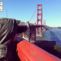 Golden Gate Bridge #San Francisco