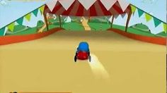 Pocoyo Racing | Nintendo Wii | Nivel 1 - YouTube