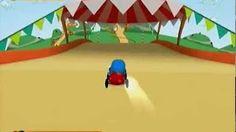 Pocoyo Racing | Nintendo Wii | Nivel 1 - YouTube