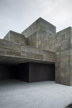 just-good-design: FORM/Kouichi Kimura Architects. House of Silence.