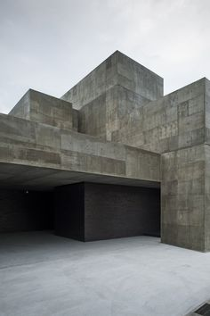 just-good-design:  FORM/Kouichi Kimura Architects. House of Silence.