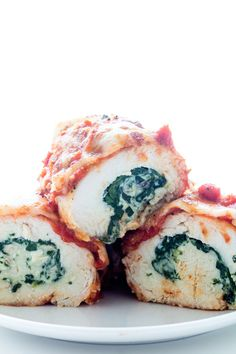 Stuffed Chicken Real Food by Dad