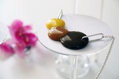 ikon collection - statement jewelry - boldcolorglass by panyizsuzsi
