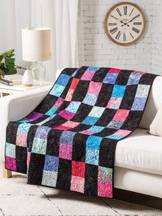 New Quilt Patterns - Quilts You Can Make in an Afternoon