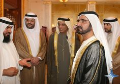 2008 UAE Vice President, Prime Minister and Ruler of Dubai His Highness Sheikh Mohammed bin Rashid Al Maktoum received Crown Princes and Deputy Rulers from other emirates at Zabeel Palace today