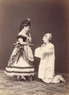 Countess Saint Julien,  Baron Gaston de Noirmont